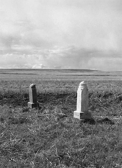 Daugherty Cemetery, Sherman County, Oregon
