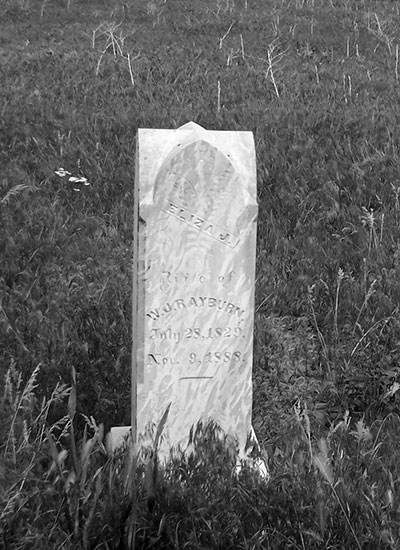 Emigrant Cemetery, Sherman County, Oregon