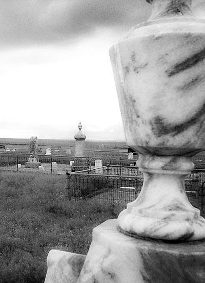 Rosebush Cemetery, Sherman County, Oregon
