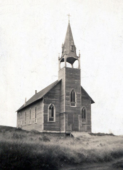 Sherman County Churches, Wasco Catholic