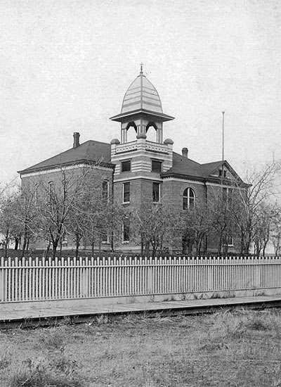 Sherman County Courthouse, Moro, Oregon