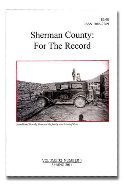 Sherman County: For The Record