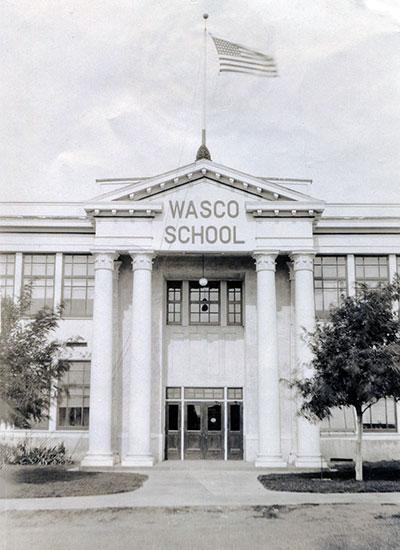 Town of Wasco, Sherman County, Oregon