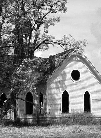 Grass Valley Methodist Church, Grass Valley, Oregon