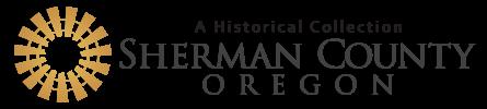 Sherman County, Oregon History Logo