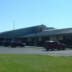 The Grass Vally School, Grass Valley, Oregon