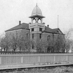 Sherman County Courthouse, Moro, Oregon