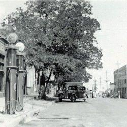 Main Street, Moro, Oregon. Date unknown.