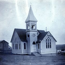 Methodist Church, Moro, Oregon.