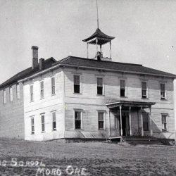 Moro School, Moro, Oregon.