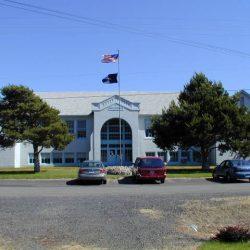Rufus, Oregon -  School Building