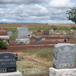 Grass Valley Cemetery, Grass Valley, Oregon