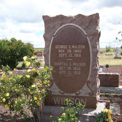 Kent IOOF Cemetery, Kent, Oregon