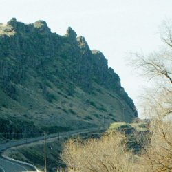Mattie's Hump, Biggs, Sherman County, Oregon