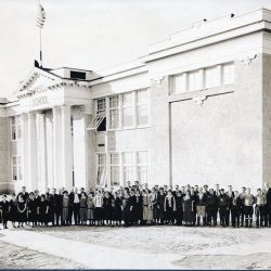 The Wasco School, Wasco, Oregon