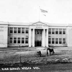Wasco Grade School, Wasco, Oregon