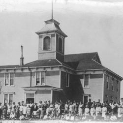 The Old Wasco School, Wasco, Oregon