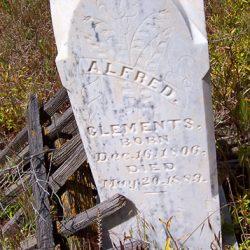 Michigan Cemetery, Sherman County, Oregon