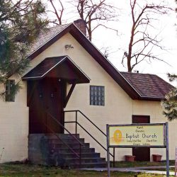 The Kent Baptist Church, Kent, Oregon.