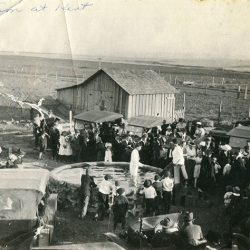 A baptism in Kent, Oregon