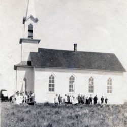 Rutledge Methodist Church, Sherman County, Oregon