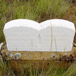 Observer Cemetery, Sherman County, Oregon