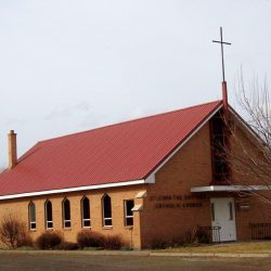 St. John the Baptist Catholic Church – Grass Valley, Oregon